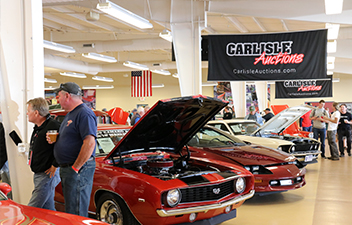 Carlisle Auctions Announces Specialty Hours at Fall Carlisle